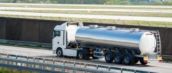 31041802 - tanker truck on highway