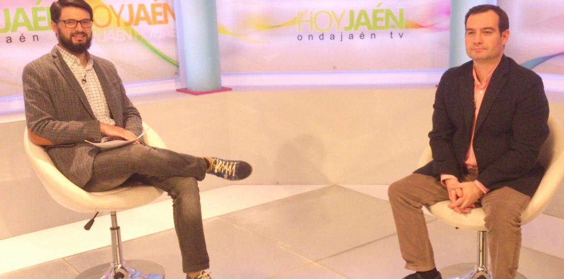 Esteban Momblán en Hoy Jaén