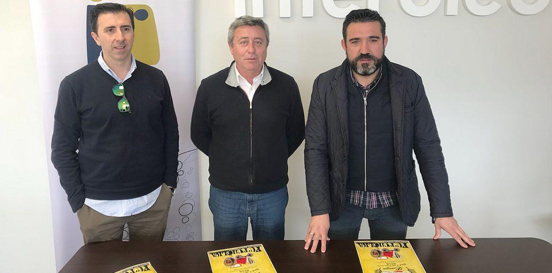 Firma del convenio de Futuroliva 2018