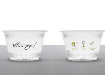 Vasos de cata biodegradables